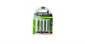 ANSMANN 5030792 maxE  AA 1300 BL4 - Аккумулятор
