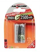 ANSMANN 5035432 maxEplus AA 2500 BL2 - Аккумулятор