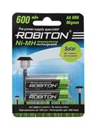 ROBITON 600MHAA-2 SOLAR BL2 - Аккумулятор