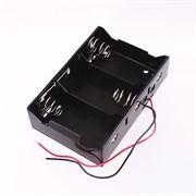 ROBITON Bh3xD с двумя проводами PK1 - Отсек для аккумулятора