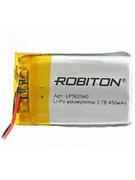 ROBITON LP502540 3.7В 450мАч PK1 - Аккумулятор