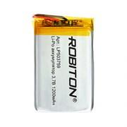 ROBITON LP503759 3.7В 1200мАч PK1 - Аккумулятор