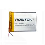 ROBITON LP464461 3.7В 1300мАч PK1 - Аккумулятор