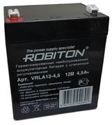 ROBITON VRLA12-4.5 - Аккумуляторная батарея