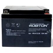 ROBITON VRLA12-26 - Аккумуляторная батарея