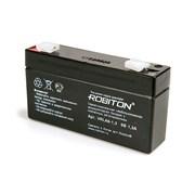 ROBITON VRLA6-1.3 - Аккумуляторная батарея