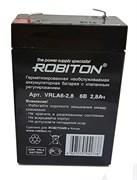 ROBITON VRLA6-2.8 - Аккумуляторная батарея