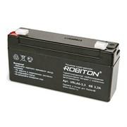ROBITON VRLA6-3.3 - Аккумуляторная батарея