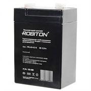 ROBITON VRLA6-4.5-S - Аккумуляторная батарея