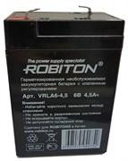 ROBITON VRLA6-4.5 - Аккумуляторная батарея