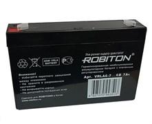 ROBITON VRLA6-7.0 - Аккумуляторная батарея