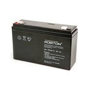 ROBITON VRLA6-12 - Аккумуляторная батарея