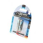 ANSMANN 5035222-RU 1100 AAA   BL2 - Аккумулятор