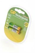 GP 100AAAHC-2CR2 HR03 BL2 - Аккумулятор