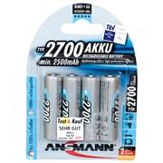 ANSMANN 5030842 2700 AA BL4 - Аккумулятор