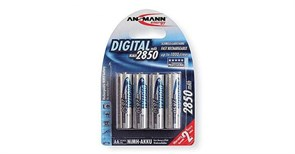 ANSMANN 5035092-RU 2850 AA DIGITAL  BL4 - Аккумулятор