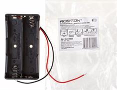 ROBITON Bh1x18650 с двумя проводами PK1 - Отсек для аккумулятора