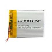 ROBITON LP443442 3.7В 600мАч PK1 - Аккумулятор