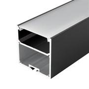 Профиль с экраном SL-LINE-5050-2500 BLACK+OPAL