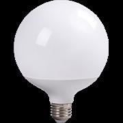 Ecola globe   LED Premium 30,0W G120 220V E27 4000K 320° шар (композит) 170x120