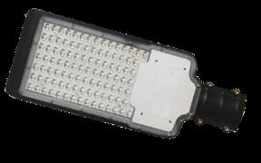 FL-LED Street-01 100W 6500K  черный  450*160*65мм D55 10410Лм   220-240В  (консольный светодиодный)