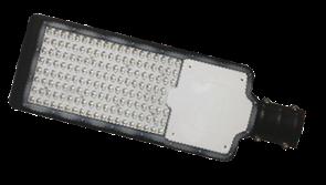 FL-LED Street-01 150W 2700K  черный  570*170*65мм D55 16400Лм   220-240В  (консольный светодиодный)