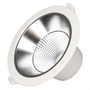 Светильник LTD-LEGEND-R230-35W White6000 (WH, 50 deg) (Arlight, IP20 Металл, 3 года)