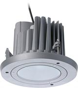 MATRIX/R LED (60) silver 4000K IP66- светодиодный встраиваемый светильник