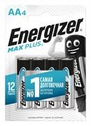 Батарейка ENERGIZER Max Plus LR6/AA/E91 BL4 - (блистер 4шт)