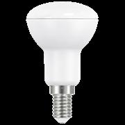 Ecola Reflector R50   LED Premium  9,0W  220V E14 4200K (композит) 87x50