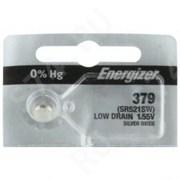 Батарейка ENERGIZER Silver Oxide SR379 BL1 (блистер 1шт)