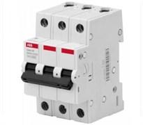 Выключатель автоматический 3P 16A C 4.5кА BMS413C16