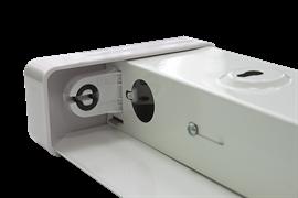 Облучатель бактерицидный Азов ОБН-35 со шнуром (без ламп)