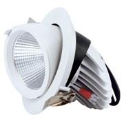 FL-LED DLC 20W 2700K D135xd115x100 20W 1800Lm встраиваемый поворотный круглый