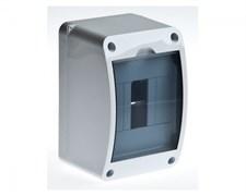 TYCO Щит распределительный навесной ЩРн-П-4 140х90х85мм с вертикальной дверью