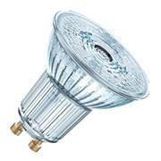 1-PARATHOM   PAR16 50 36°  5,9W/930 DIM 230V GU10  350lm d51x55 - лампа (приемник 4058075260115)