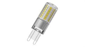 new LEDPPIN 50 4,8W/827 G9 230V  600Lm d20x58  - LED лампа OSRAM