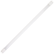 Лампа светодиодная  Ecola T8 G13  12,5W  4000K с поворотными цоколями(мат. стекло)