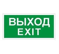ПЭУ 011 Выход/Exit (210х105) LUNA/MARS