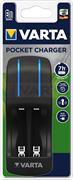 Зарядное устройство VARTA Pocket Charger - (блистер 1шт)