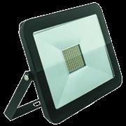 FL-LED Light-PAD   70W Black  6400К  5950Лм   70Вт  AC220-240В 200x146x26мм 1200г - Прожектор