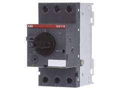Авт. выкл. MS116-16kA c регулир. тепловой защитой 10А-16А