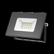 Прожектор Gauss Elementary 20W 1750lm 6500К 200-240V IP65 черный LED 1/20