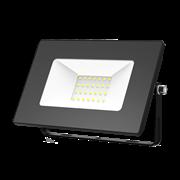 Прожектор Gauss Elementary 30W 2700lm 6500К 200-240V IP65 черный LED 1/10