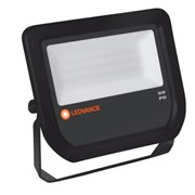 FLOODLIGHT LED 50W/6500K BLACK IP65    6 000Лм   206x218x46  LEDVANCE - LED прожектор