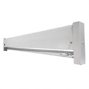 ECO OBN 500 UVC 2X15W WT  490*55*155 настенн (в компл 2 лампы TIBERA и ЭПРА) - облучатель LEDV