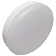 Ecola GX53   LED Premium 15,0W Tablet 220V 2800K матовая 27x75