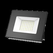Прожектор Gauss Elementary 50W 4475lm 4000К 200-240V IP65 черный LED 1/10