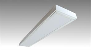 ЛПО 2х36-CSVT/OPAL-R под LED лампу светильник