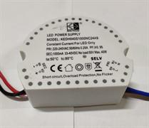 KEDH040S1000NS24A9 Kegu 1000мА 40W - драйвер для светодиодных светильников
